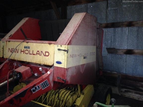 New Holland 630