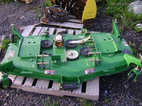 John Deere 62d Mower Deck : John deere d drive over deck lawn garden and