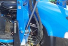 2002 New Holland TC35D 4WD Hydro with 17LA Loader and SuperSteer and canopy top