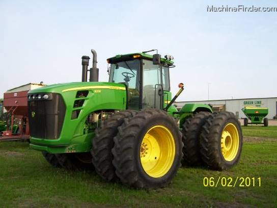 John Deere Hid Lights : John deere wd tractor hid lighting tractors