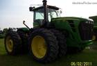 2008 John Deere 9330 4WD TRACTOR HID LIGHTING