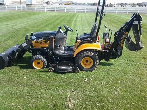 Cub Cadet Compact Tractors : Cub cadet sc tractors compact hp john