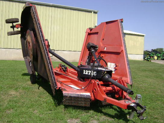 2012 Bush Hog 12720 Rotary Cutters Heavy Duty John