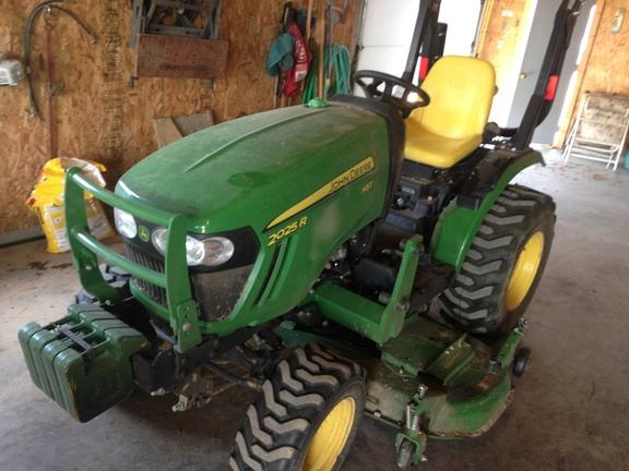 John Deere 62d Mower Deck : John deere r utility tractors