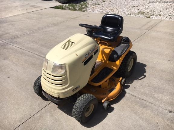 Cub Cadet Gt2050 : Cub cadet lt lawn garden tractors for sale