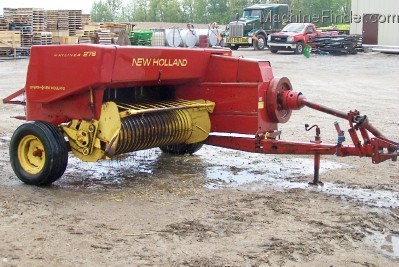 1975 New Holland 278