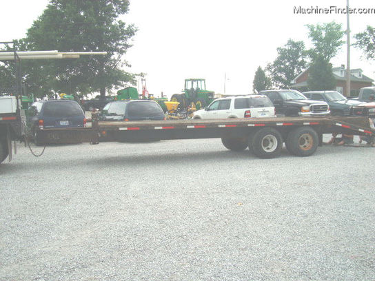 1998 Other NORRIS 18+5 PINTLE HITCH