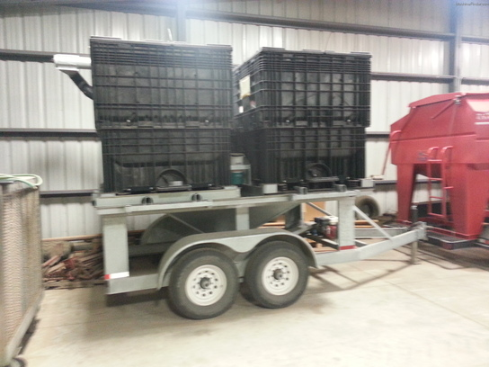 2006 Unknown ADS Bulk Seed Buggy