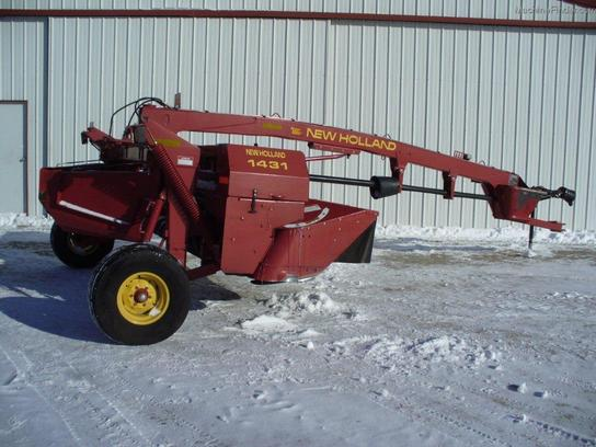 2000 New Holland 1431