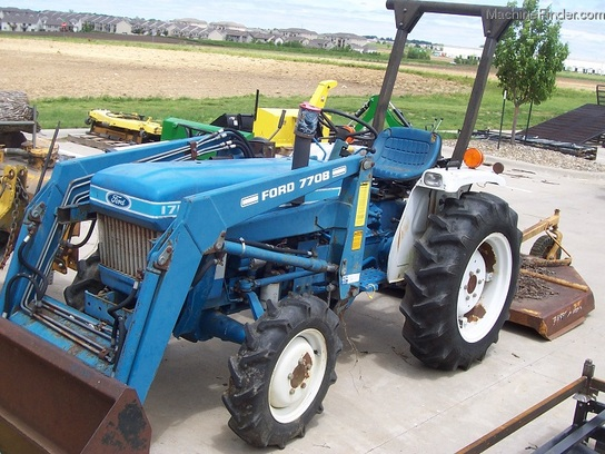 Ford 1710 Tractor Engine : Ford tractor  price release