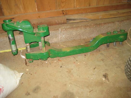Used Tractor Draw Bars : John deere bre cat drawbar support