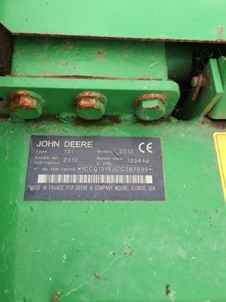John Deere 131