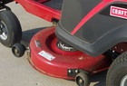 "2010 Sears Craftsman ZTS7000 zero-turn mower 21hp, with 42"" cut"