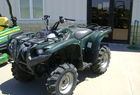 2008 Yamaha GRIZZLY 70