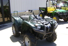 2008 Yamaha Grizzly 700FI