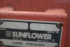 1993 Sunflower 6432 LANDFINISHER