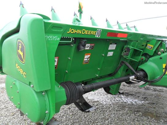 John Deere 608C STALKMASTER