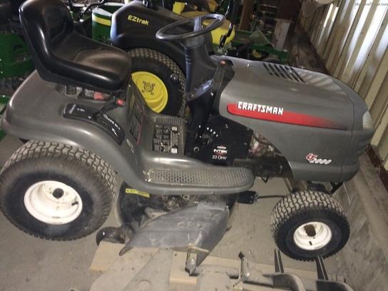 2010 Sears Craftsman Garden Tractors : Craftsman lt lawn garden tractors john