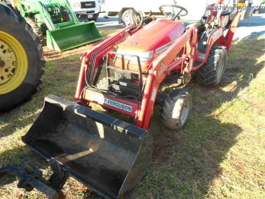 Massey Ferguson Gc2310 Parts : Massey ferguson gc tractors compact hp
