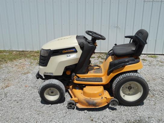Cub Cadet Lawn Tractors 2010 : Cub cadet sltx lawn garden tractors john