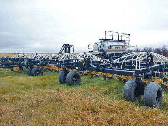 Seedmaster 6612TXB/6550ST