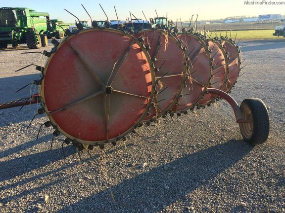 Farmhand 5 wheel