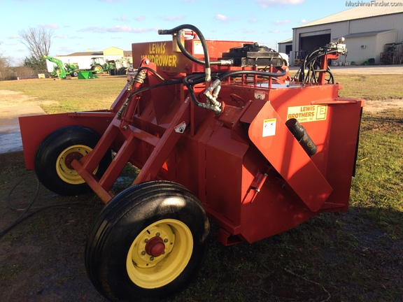 Lewis Brothers Windrower