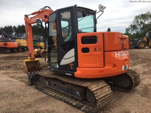 2015 Hitachi Z85-5 - Compact Excavators - John Deere MachineFinder