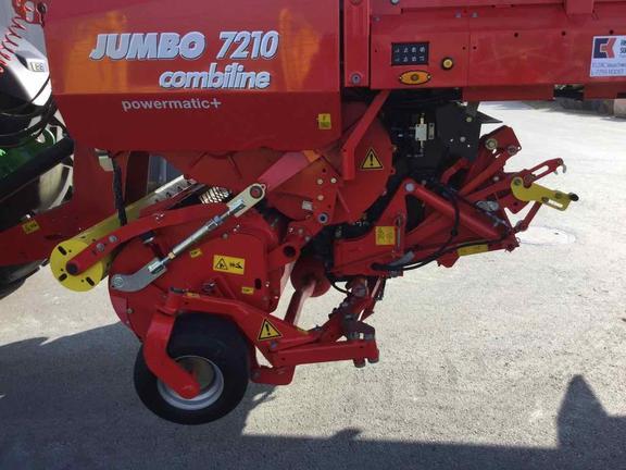 Pöttinger Jumbo 7210L Combiline