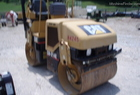 2005 Caterpillar CB214E DOUBLE DRUM ROLLER AVAIL FOR RENT
