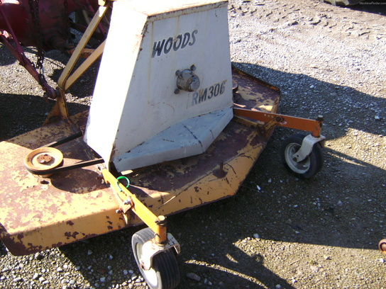 Woods rm306 Finish Mower Parts in my area