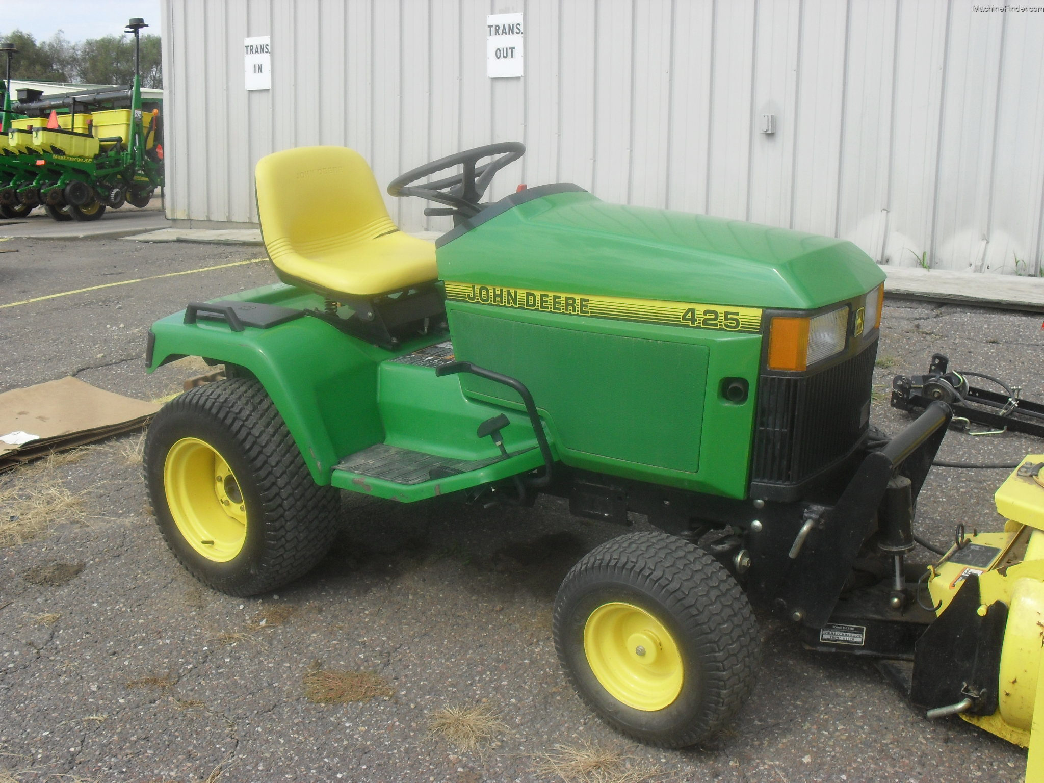 John Deere 425 Replacement Parts : John deere attachments car interior design