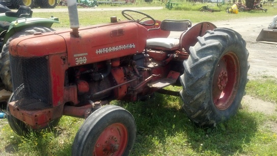 1958 International Harvester 300