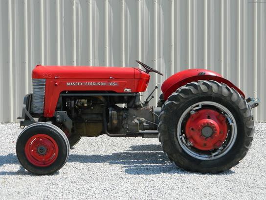 Massey Ferguson 65 Rear Axle : Massey ferguson tractors utility hp