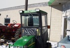 2010 Other OTC cab enclosure with glass, wiper, and lights for JD 2305 tractor