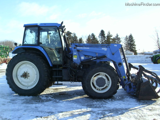 2001 New Holland TM150
