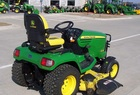 2007 John Deere X720 Special Edition with 62X mower, only 361 hours