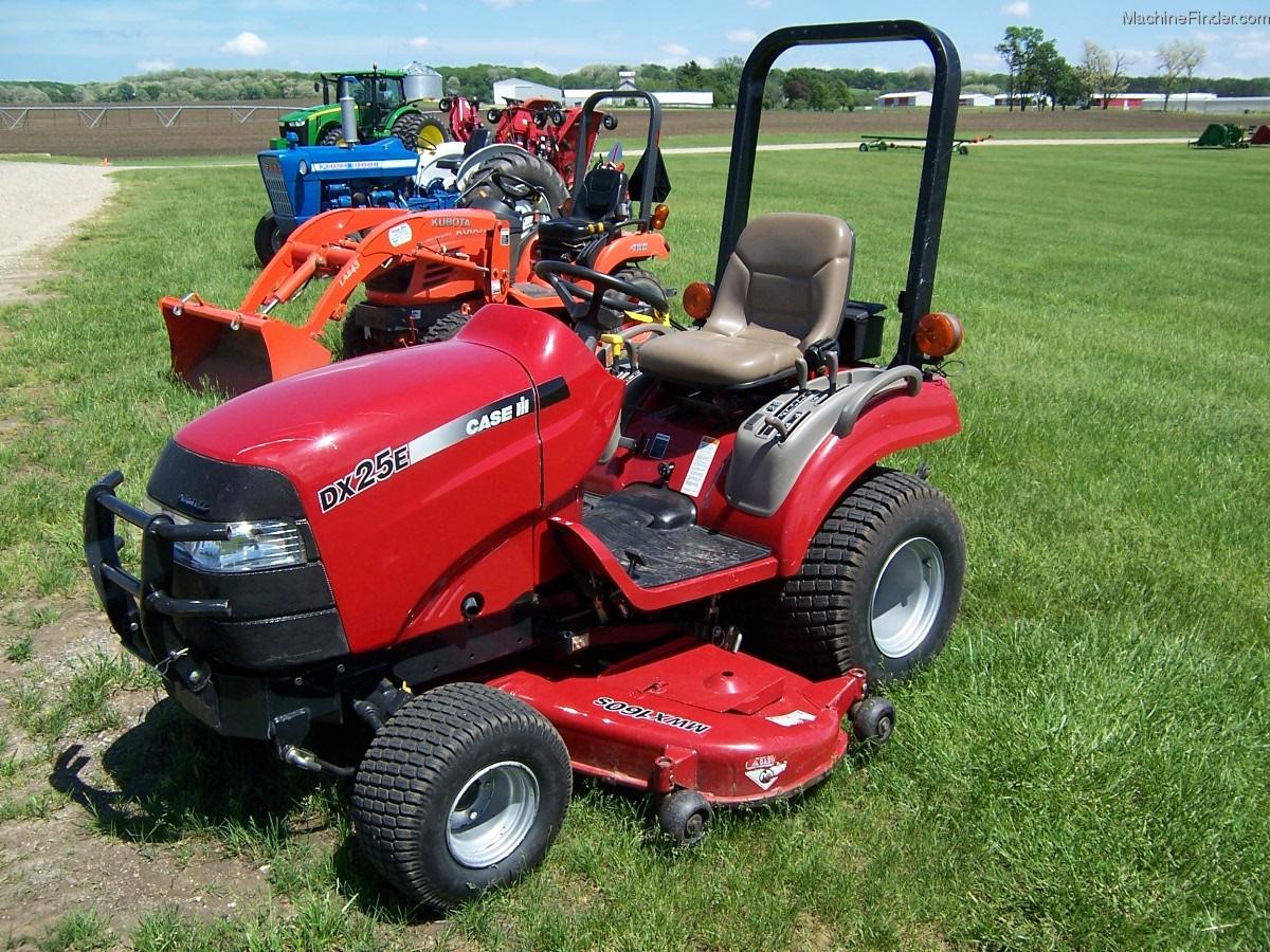 Case Tractor Mowers : Case ih compact tractors bing images