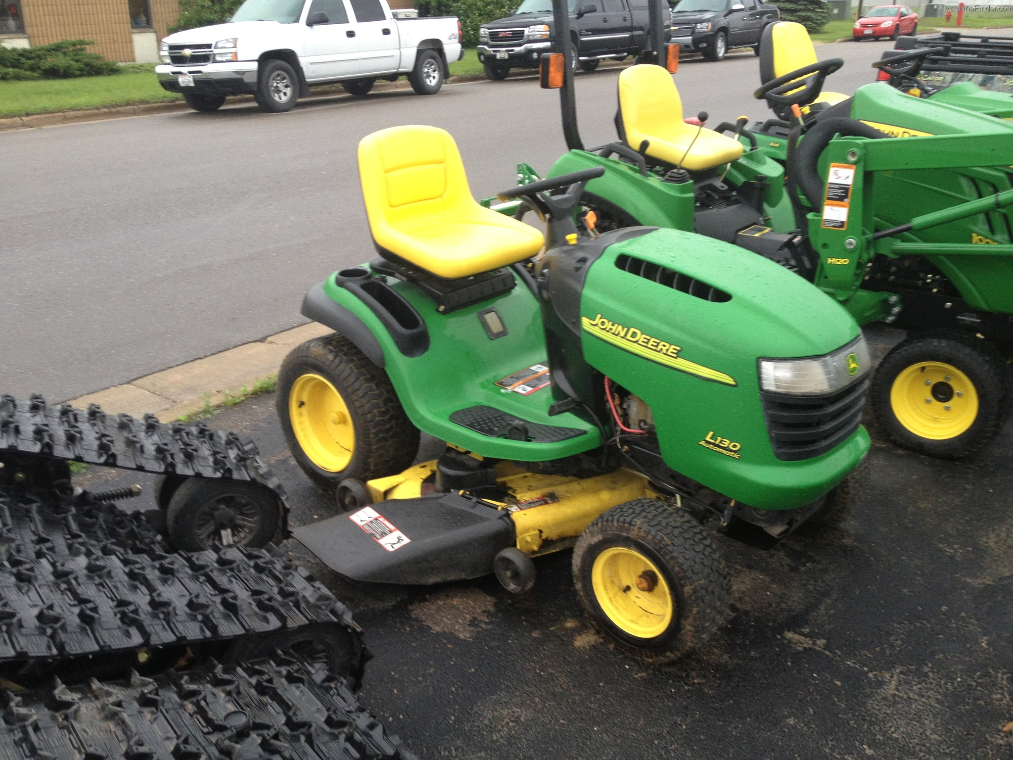 2003 John Deere L130 Lawn Amp Garden And Commercial Mowing