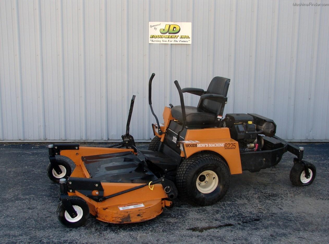 Woods Lawn Mower Dealers