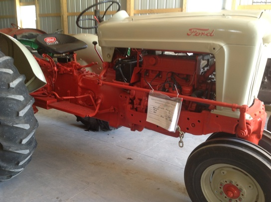Ford 900 Tractor Parts : Ford tractors utility hp john deere