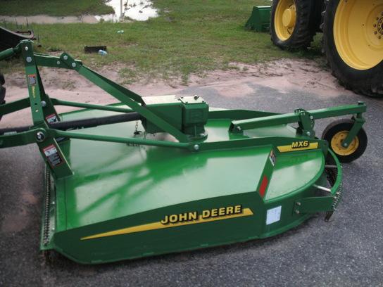2013 John Deere MX6