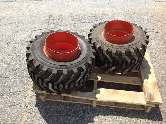 Kubota Tractor Tires And Wheels : Kubota duals wheels tires and attachments john deere