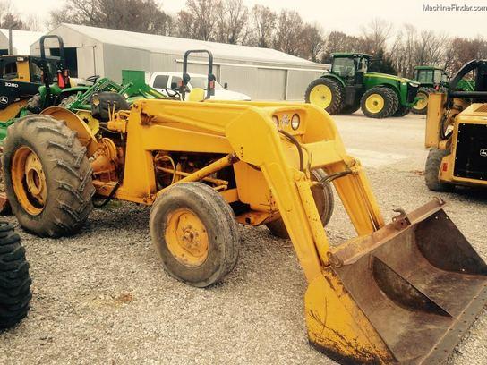 Ferguson 40 Industrial Tractor : Massey ferguson mf tractors utility hp