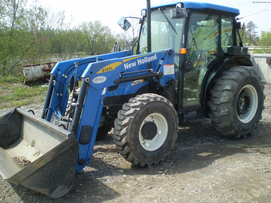 2009 New Holland TN70