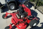 2009 Gravely ProStance 2352 stand-on mower, 23hp Kawasaki, 52