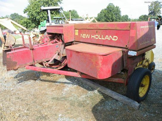 1979 New Holland 315t