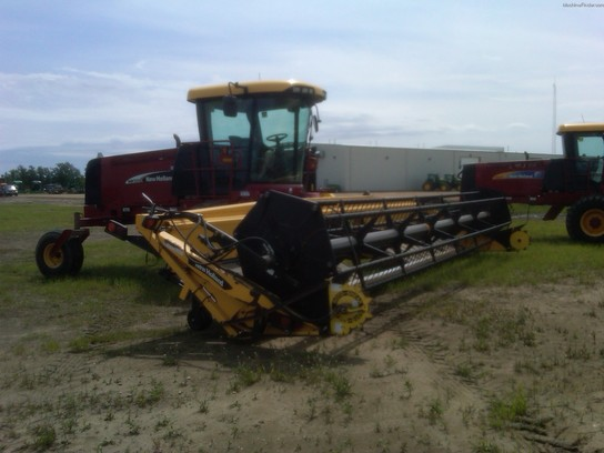 2007 New Holland HW325