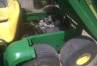 2005 John Deere TH Gator 6X4