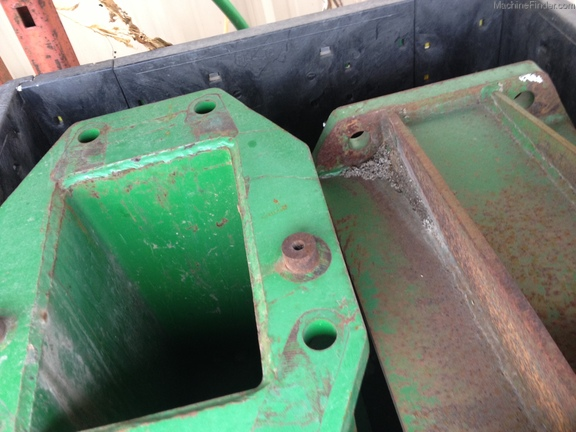 John Deere 454 MM AXLE SPACERS